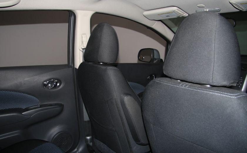 2014 Nissan Versa SL AUTO A/C GR ELECT NAVIGATION MAGS BLUETOOTH #20