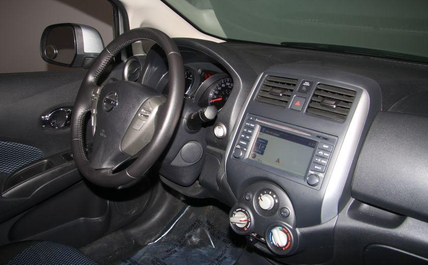 2014 Nissan Versa SL AUTO A/C GR ELECT NAVIGATION MAGS BLUETOOTH #22