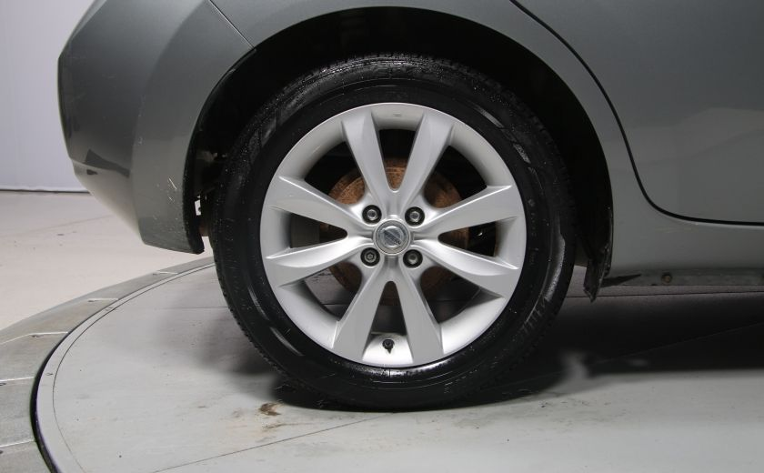 2014 Nissan Versa SL AUTO A/C GR ELECT NAVIGATION MAGS BLUETOOTH #30