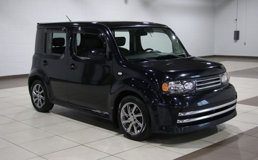2010 Nissan Cube 1.8 Krom AUTO A/C GR ELECT MAGS BLUETOOTH #0