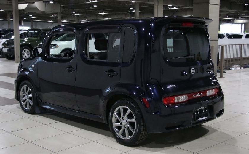2010 Nissan Cube 1.8 Krom AUTO A/C GR ELECT MAGS BLUETOOTH #4