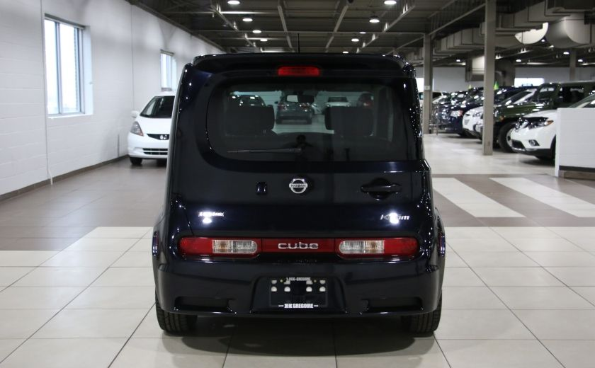 2010 Nissan Cube 1.8 Krom AUTO A/C GR ELECT MAGS BLUETOOTH #5