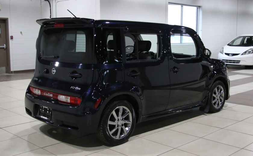 2010 Nissan Cube 1.8 Krom AUTO A/C GR ELECT MAGS BLUETOOTH #6
