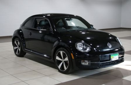 2013 Volkswagen BEETLE 2.0T Turbo AUTO A/C CUIR TOIT MAGS NAV #0