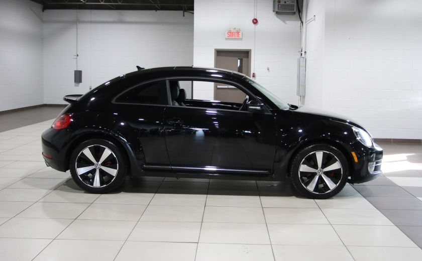 2013 Volkswagen BEETLE 2.0T Turbo AUTO A/C CUIR TOIT MAGS NAV #7