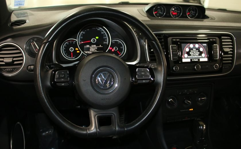 2013 Volkswagen BEETLE 2.0T Turbo AUTO A/C CUIR TOIT MAGS NAV #13