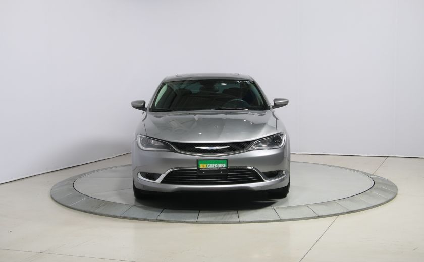 2015 Chrysler 200 Limited AUTO A/C GR ELECT TOIT MAGS BLUETOOTH #1