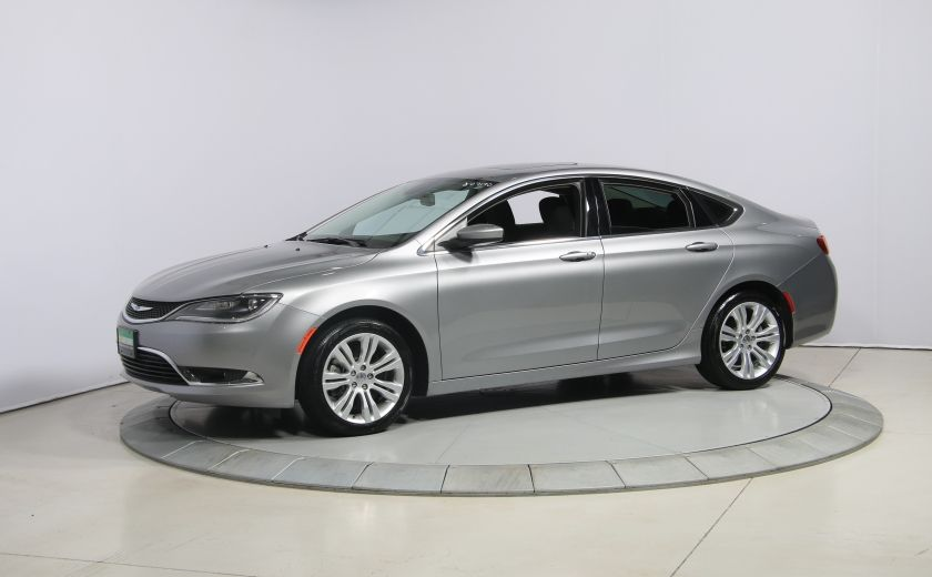 2015 Chrysler 200 Limited AUTO A/C GR ELECT TOIT MAGS BLUETOOTH #2