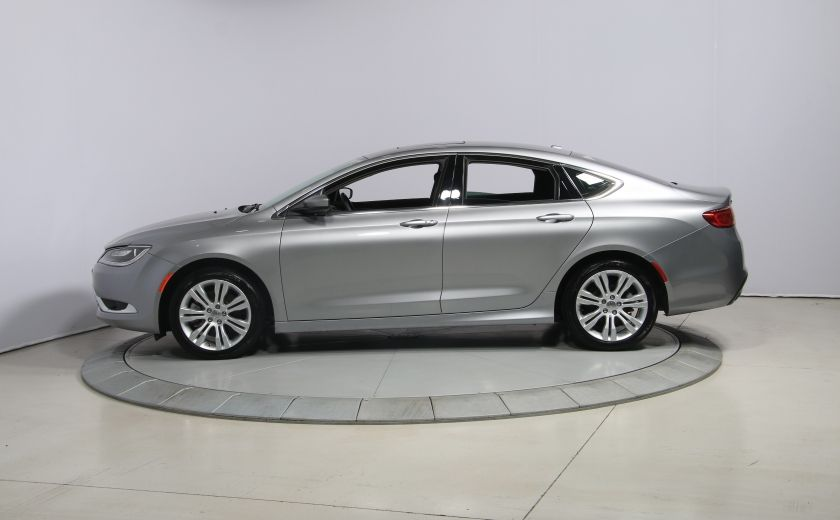 2015 Chrysler 200 Limited AUTO A/C GR ELECT TOIT MAGS BLUETOOTH #3