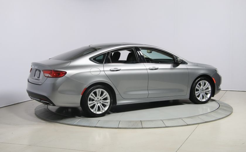 2015 Chrysler 200 Limited AUTO A/C GR ELECT TOIT MAGS BLUETOOTH #6