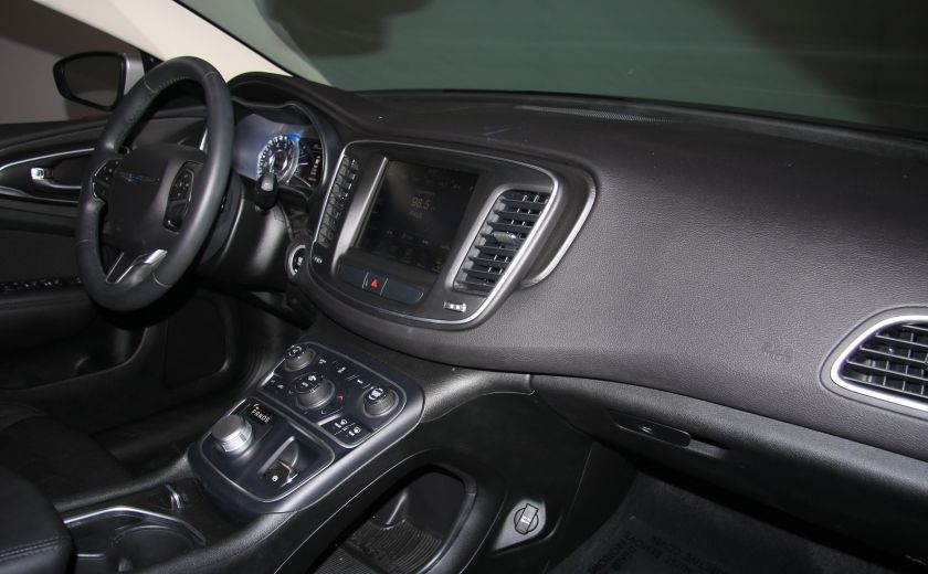2015 Chrysler 200 Limited AUTO A/C GR ELECT TOIT MAGS BLUETOOTH #24