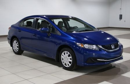 2014 Honda Civic LX A/C GR ELECT BLUETOOTH #0