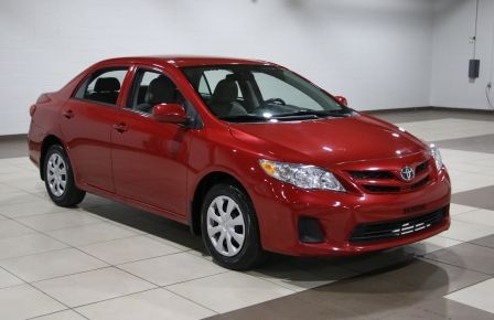 2012 Toyota Corolla CE AUTO A/C GR ELECT in Saguenay
