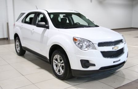 2013 Chevrolet Equinox LS AWD AUTO A/C GR ELECT MAGS BLUETOOTH #0
