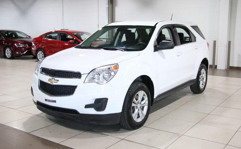 2013 Chevrolet Equinox LS AWD AUTO A/C GR ELECT MAGS BLUETOOTH #2