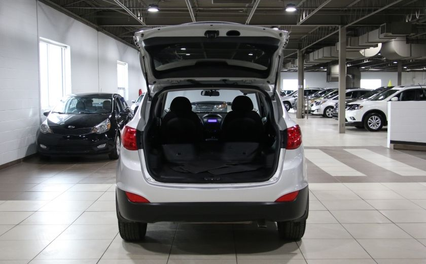 2014 Hyundai Tucson GL A/C GR ELECT BLUETOOTH #22
