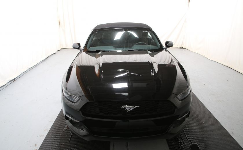 2016 Ford Mustang V6 AUTO A/C TOIT CONVERTIBLE MAGS #1