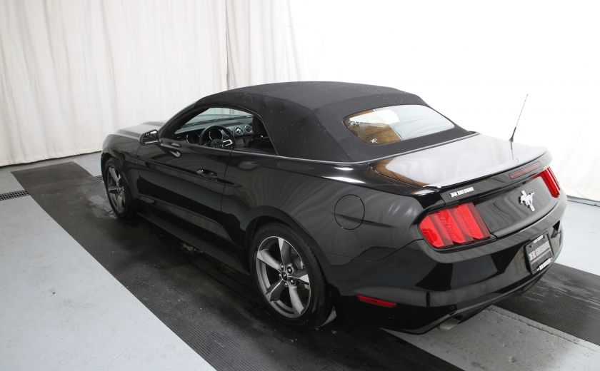 2016 Ford Mustang V6 AUTO A/C TOIT CONVERTIBLE MAGS #3