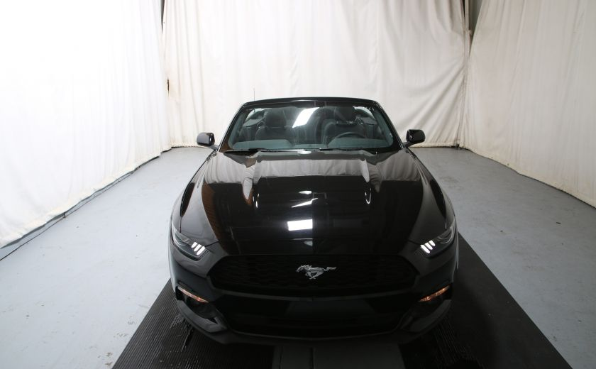 2016 Ford Mustang V6 AUTO A/C TOIT CONVERTIBLE MAGS #7