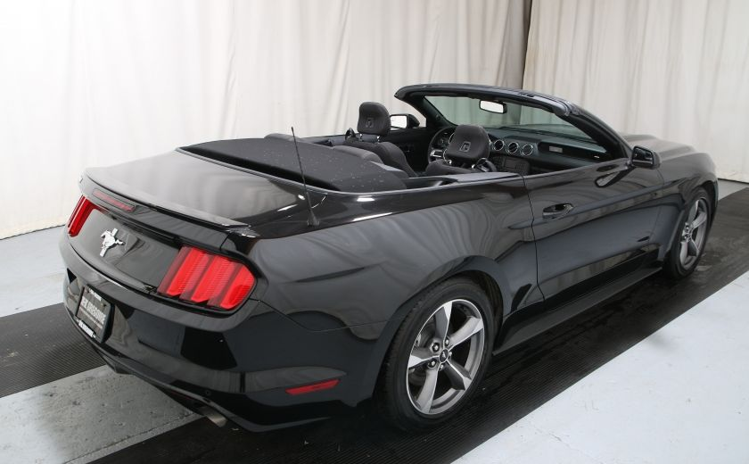 2016 Ford Mustang V6 AUTO A/C TOIT CONVERTIBLE MAGS #11