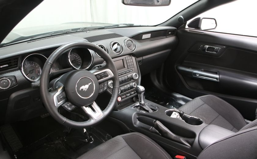 2016 Ford Mustang V6 AUTO A/C TOIT CONVERTIBLE MAGS #13