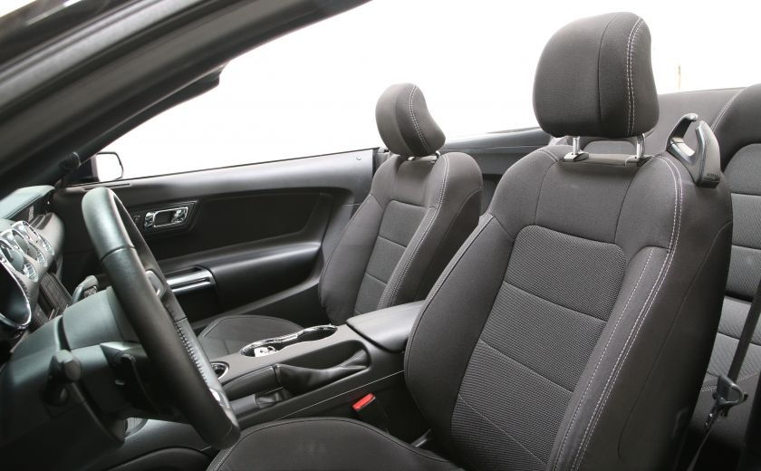 2016 Ford Mustang V6 AUTO A/C TOIT CONVERTIBLE MAGS #14