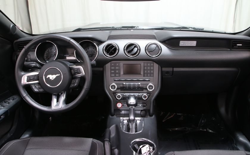 2016 Ford Mustang V6 AUTO A/C TOIT CONVERTIBLE MAGS #15