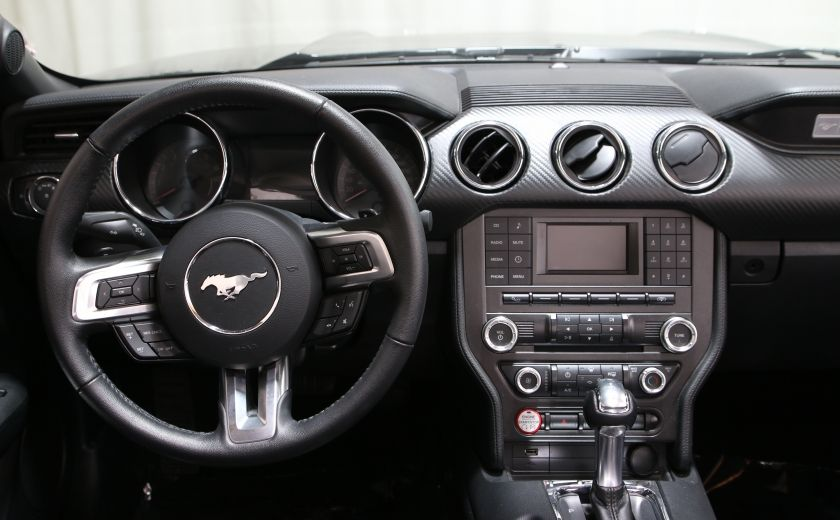 2016 Ford Mustang V6 AUTO A/C TOIT CONVERTIBLE MAGS #16