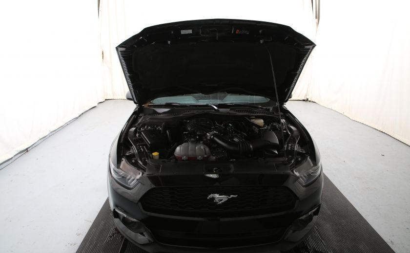 2016 Ford Mustang V6 AUTO A/C TOIT CONVERTIBLE MAGS #26