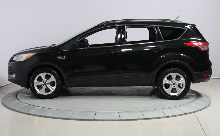 2014 Ford Escape SE 4WD CUIR TOIT MAGS BLUETOOTH #3