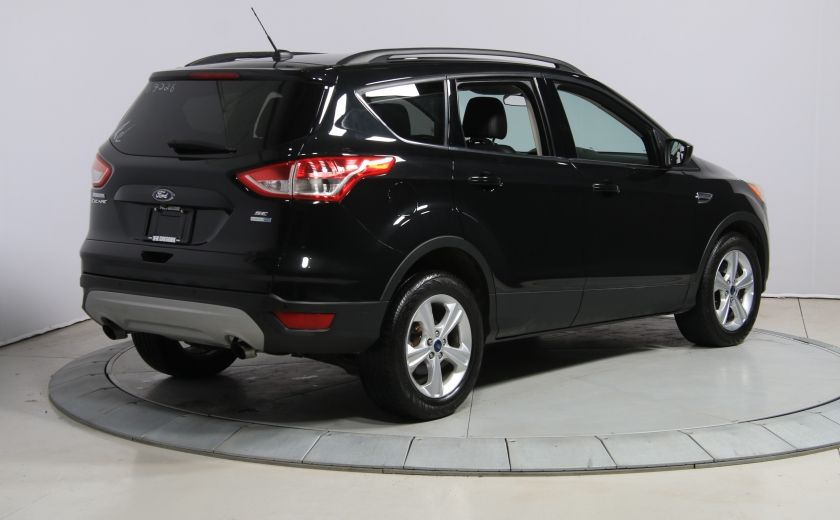2014 Ford Escape SE 4WD CUIR TOIT MAGS BLUETOOTH #6