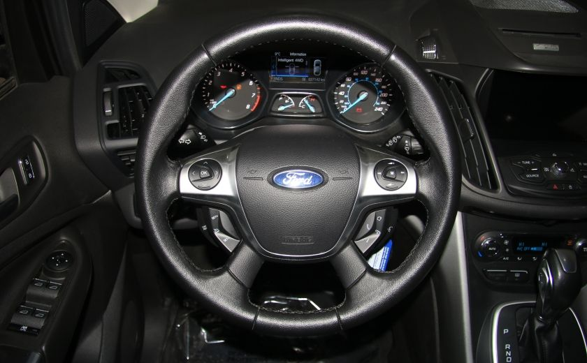 2014 Ford Escape SE 4WD CUIR TOIT MAGS BLUETOOTH #16