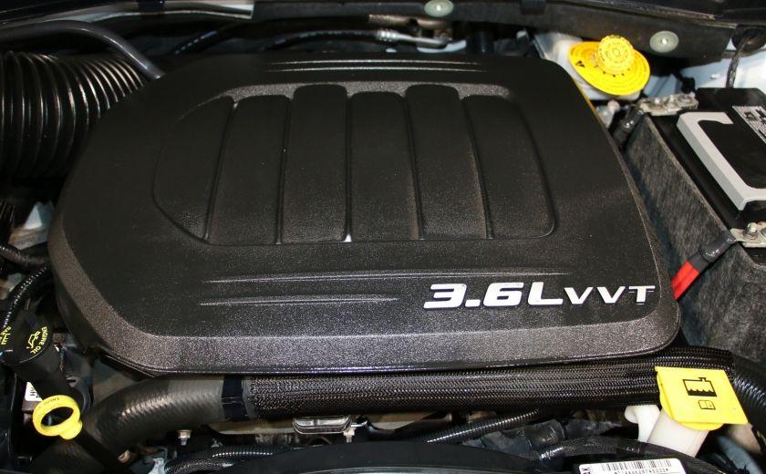 2015 Dodge GR Caravan SXT AUTO A/C GR ELECT STOW'N GO BLUETOOTH #30