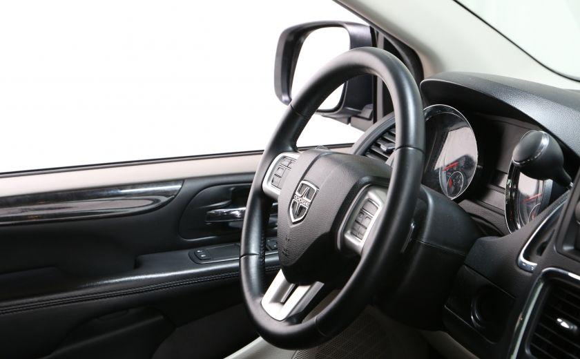 2014 Dodge GR Caravan SE AUTO A/C GR ELECT BLUETOOTH #20