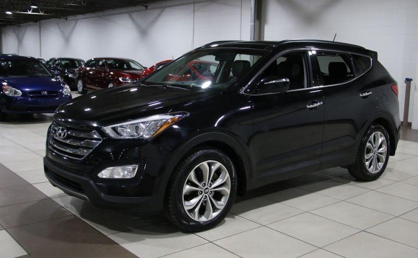 2014 Hyundai Santa Fe SE AWD AUTO A/C CUIR TOIT PANO MAGS #2