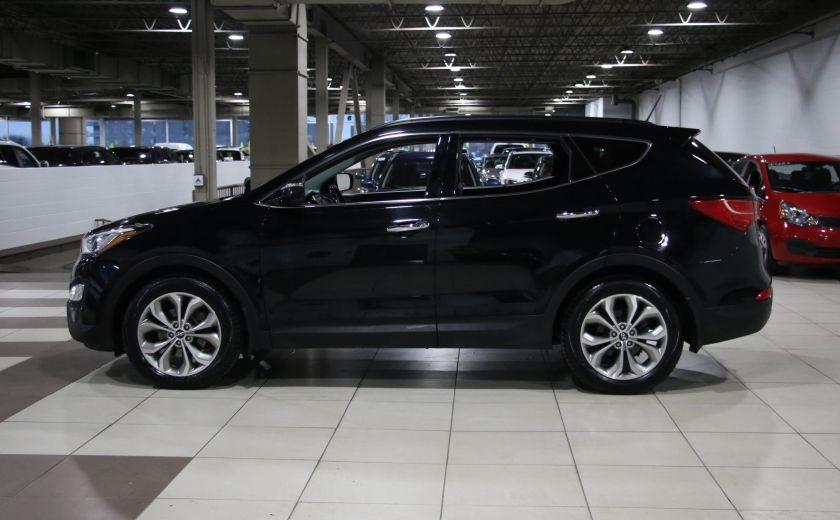 2014 Hyundai Santa Fe SE AWD AUTO A/C CUIR TOIT PANO MAGS #3