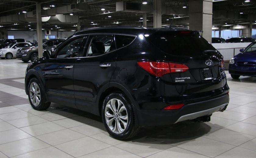 2014 Hyundai Santa Fe SE AWD AUTO A/C CUIR TOIT PANO MAGS #4