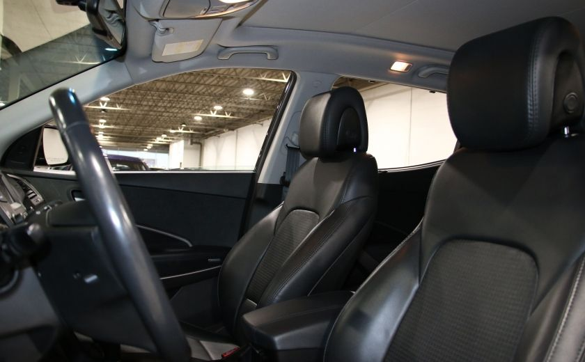 2014 Hyundai Santa Fe SE AWD AUTO A/C CUIR TOIT PANO MAGS #9