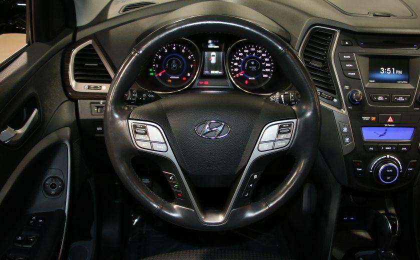 2014 Hyundai Santa Fe SE AWD AUTO A/C CUIR TOIT PANO MAGS #16