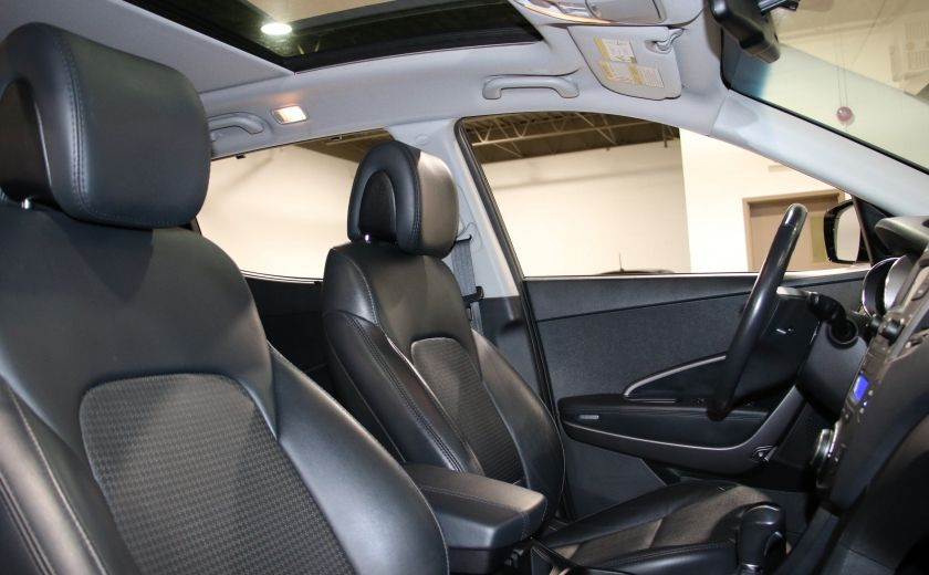 2014 Hyundai Santa Fe SE AWD AUTO A/C CUIR TOIT PANO MAGS #29