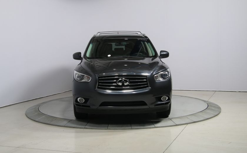 2014 Infiniti QX60 AWD AUTO A/C CUIR TOIT MAGS 7 PASS #1