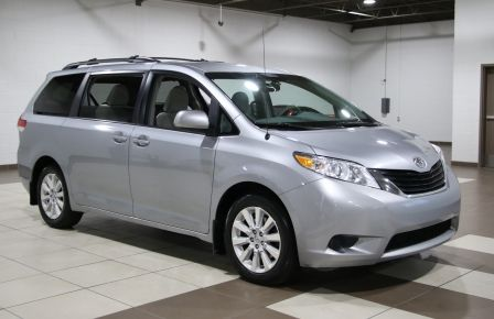 2013 Toyota Sienna LE AWD AUTO A/C MAGS BLUETOOTH 7 PASS #0