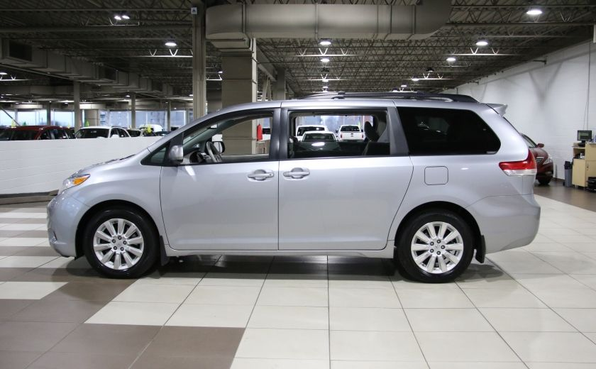 2013 Toyota Sienna LE AWD AUTO A/C MAGS BLUETOOTH 7 PASS #3