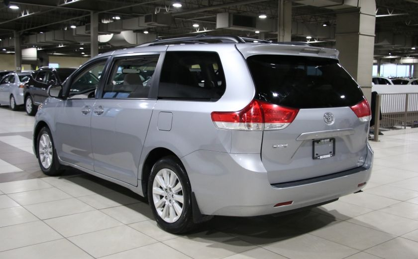 2013 Toyota Sienna LE AWD AUTO A/C MAGS BLUETOOTH 7 PASS #4