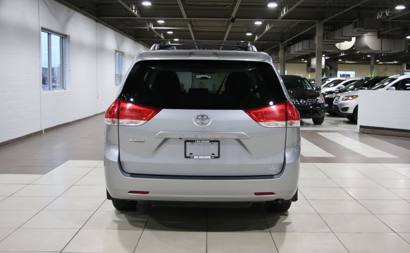 2013 Toyota Sienna LE AWD AUTO A/C MAGS BLUETOOTH 7 PASS #5