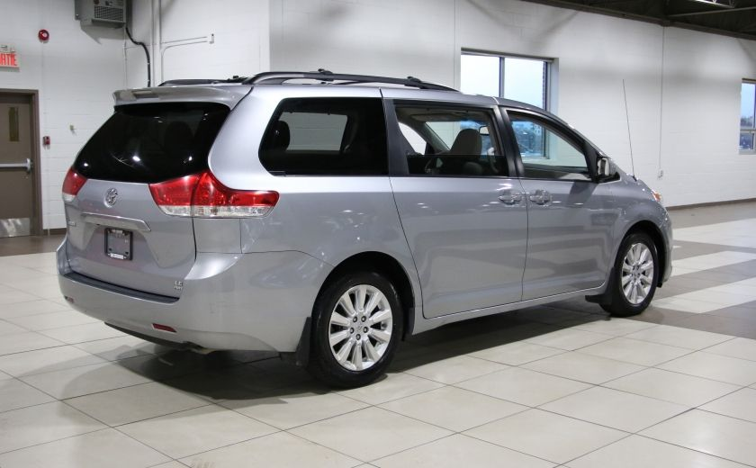 2013 Toyota Sienna LE AWD AUTO A/C MAGS BLUETOOTH 7 PASS #6