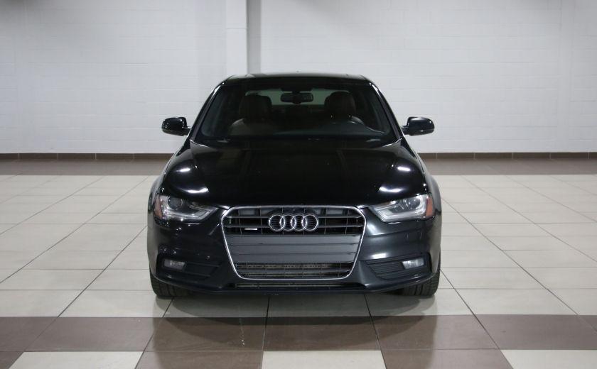 2013 Audi A4 Premium AWD AUTO A/C CUIR TOIT MAGS #1
