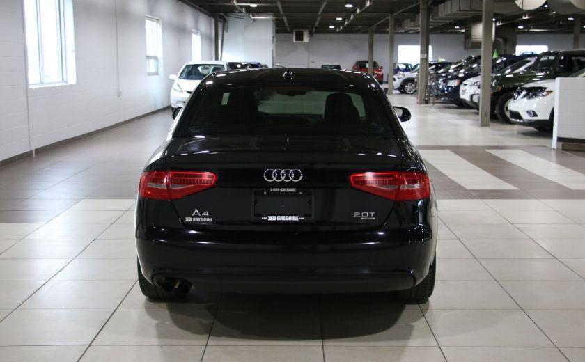 2013 Audi A4 Premium AWD AUTO A/C CUIR TOIT MAGS #5