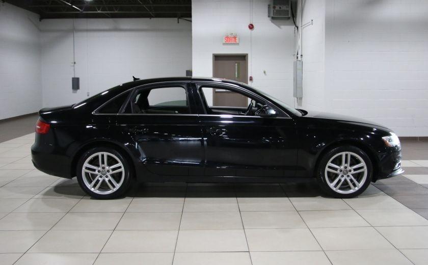 2013 Audi A4 Premium AWD AUTO A/C CUIR TOIT MAGS #7