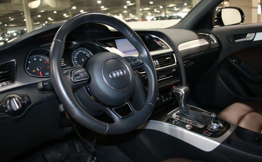 2013 Audi A4 Premium AWD AUTO A/C CUIR TOIT MAGS #8